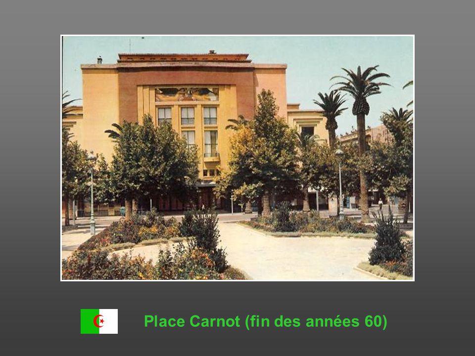 Place Carnot (fin des années 60)