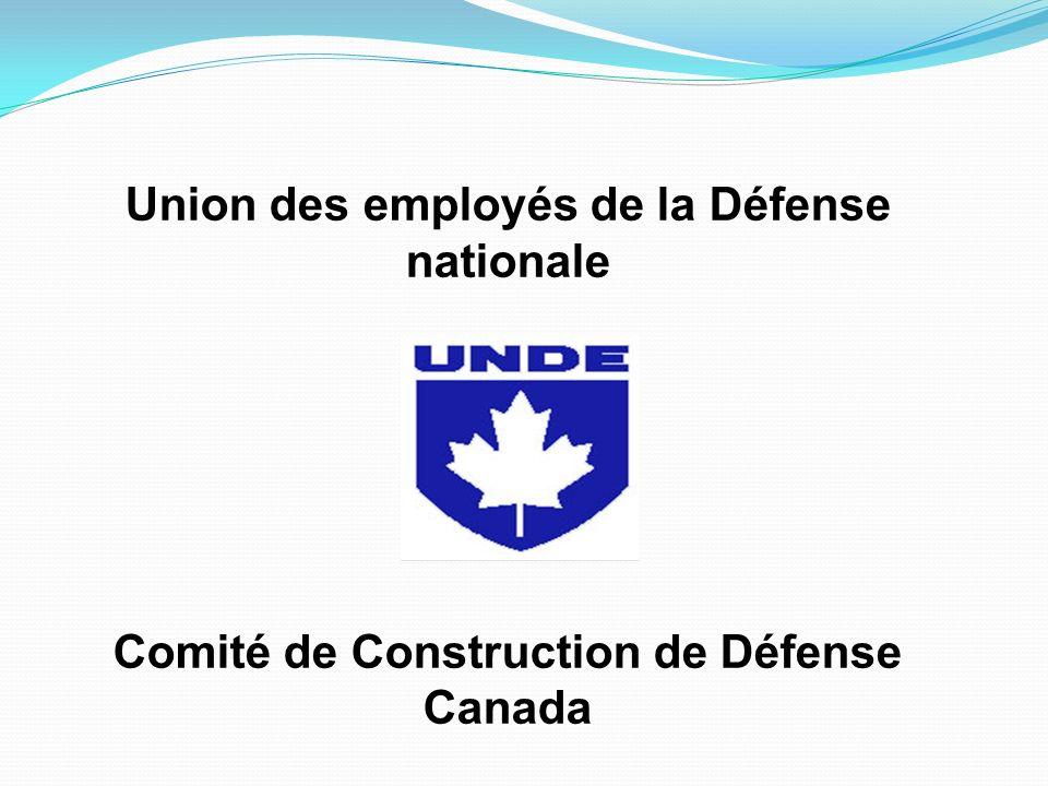 Union des employés de la Défense nationale