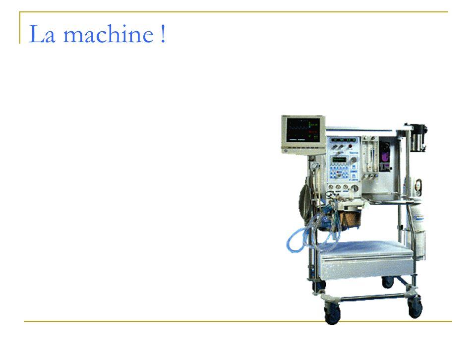 La machine !