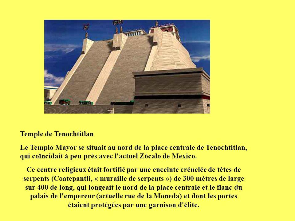 Temple de Tenochtitlan