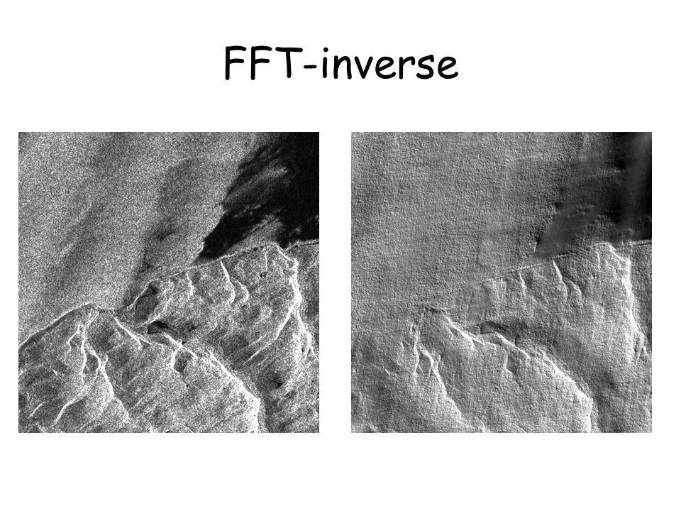 FFT-inverse
