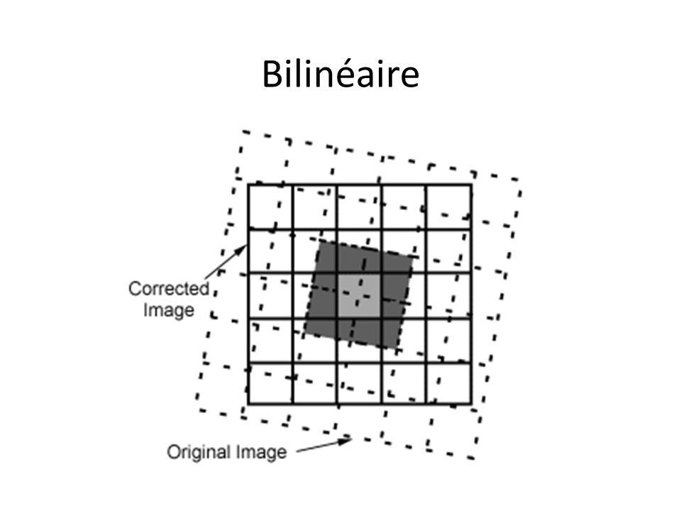 Bilinéaire