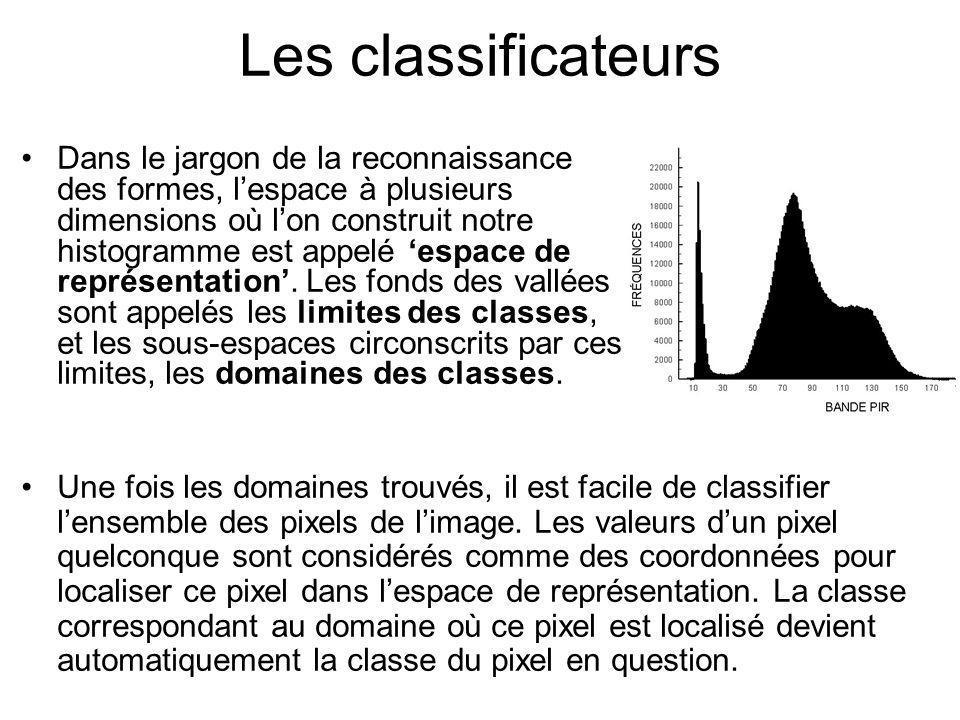 Les classificateurs