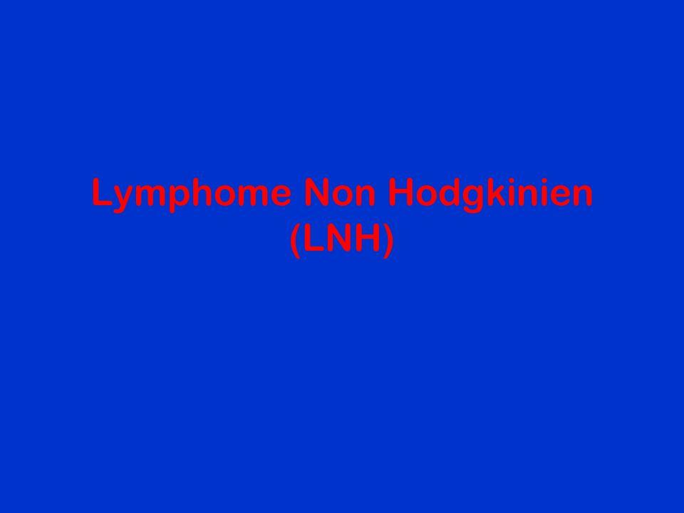 Lymphome Non Hodgkinien (LNH)