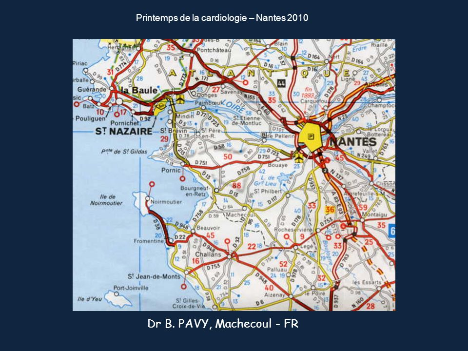 Printemps de la cardiologie – Nantes 2010