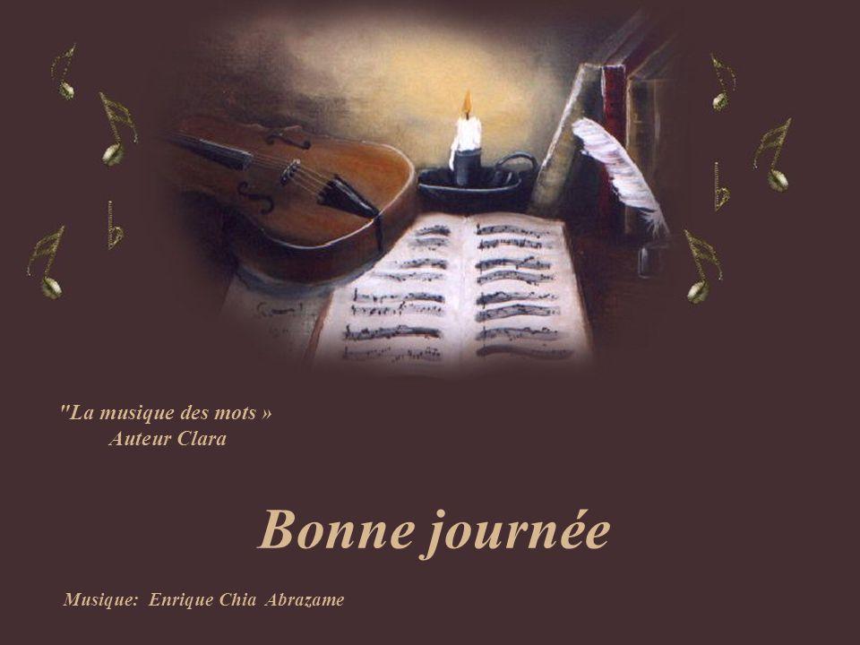 Musique: Enrique Chia Abrazame