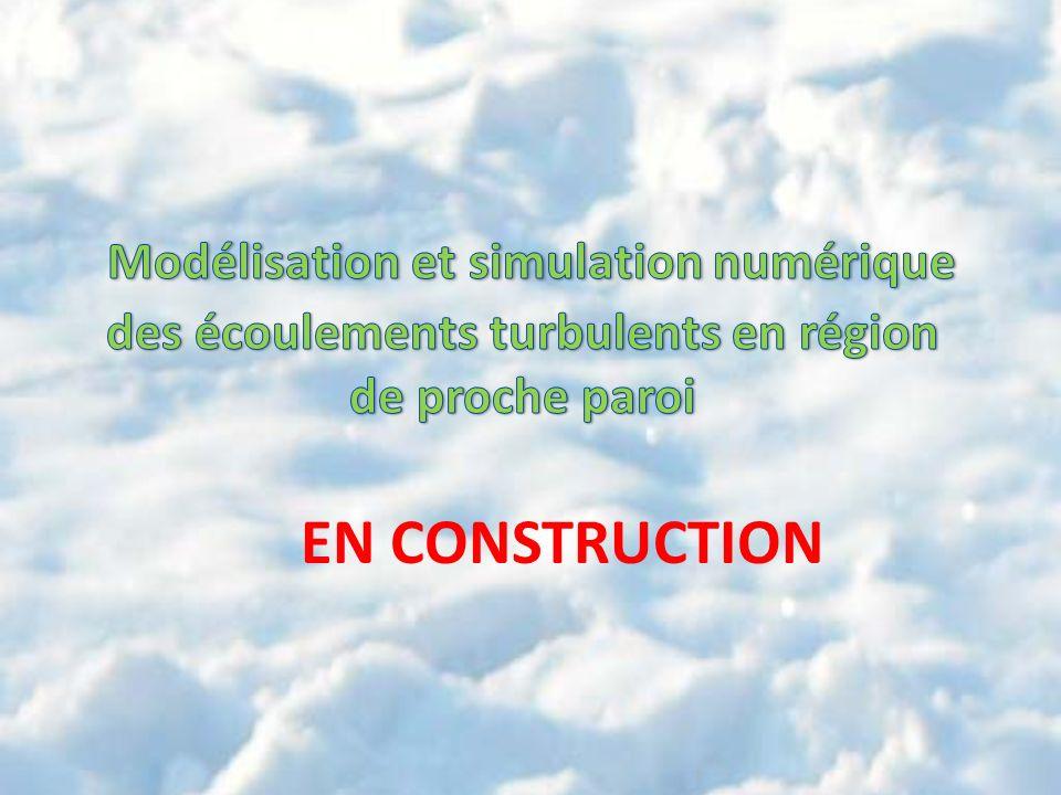 Modélisation et simulation numérique