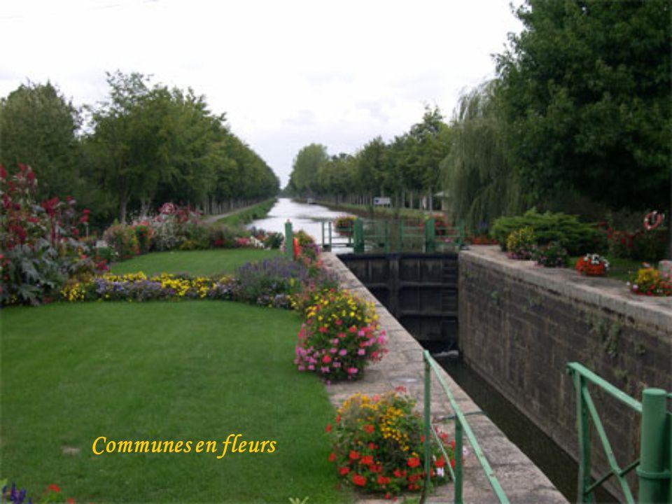 Communes en fleurs