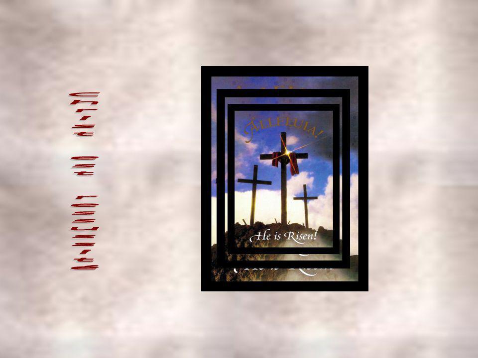 Christ est ressussité
