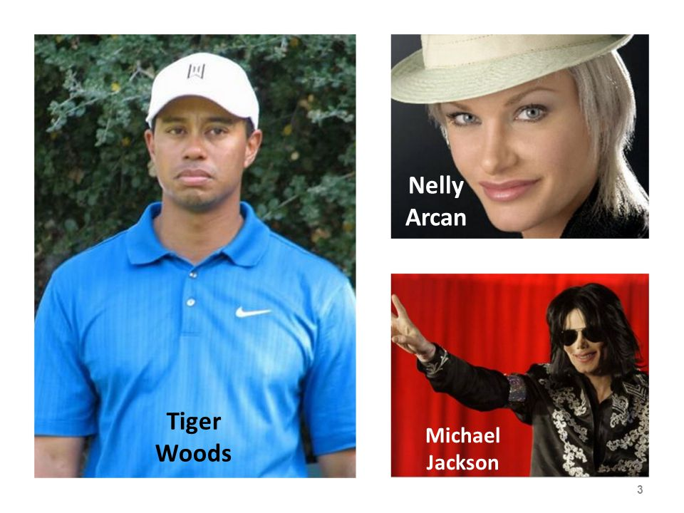 Nelly Arcan Tiger Woods