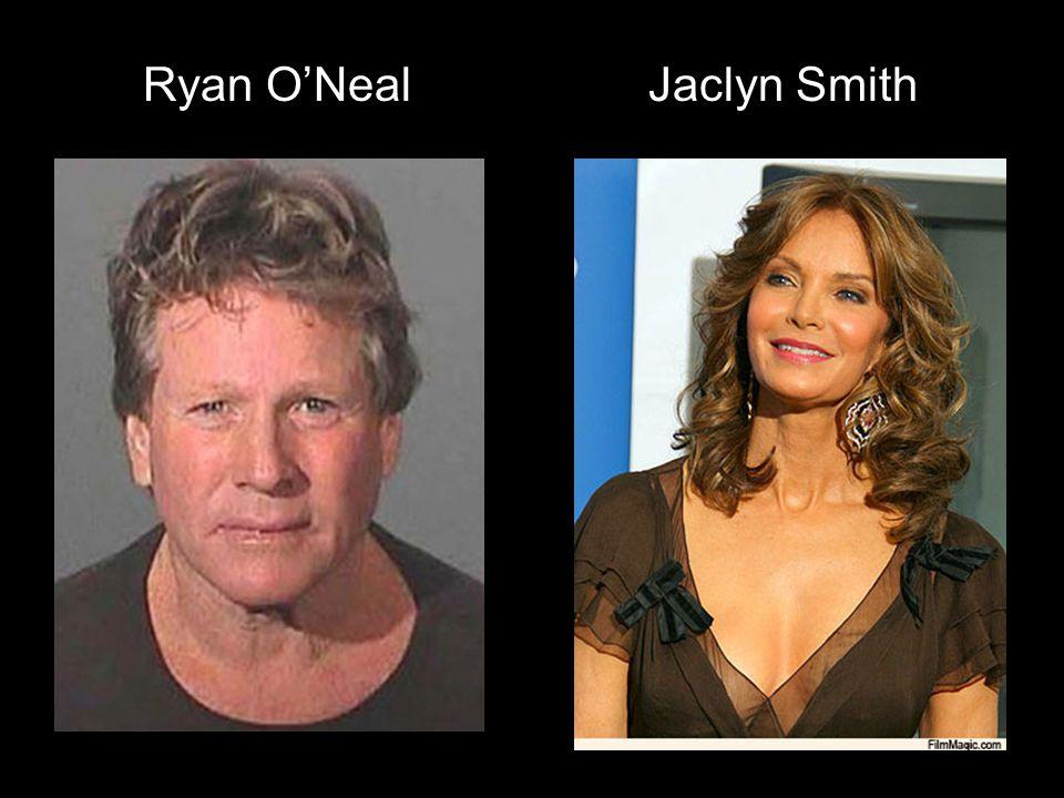 Ryan O'Neal Jaclyn Smith