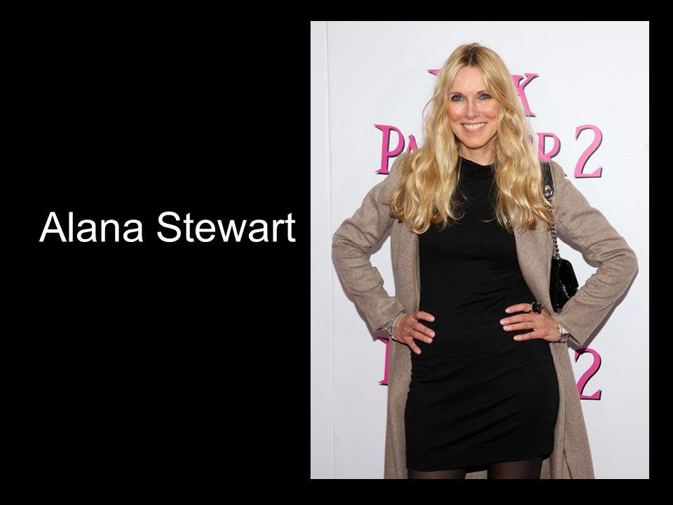 Alana Stewart