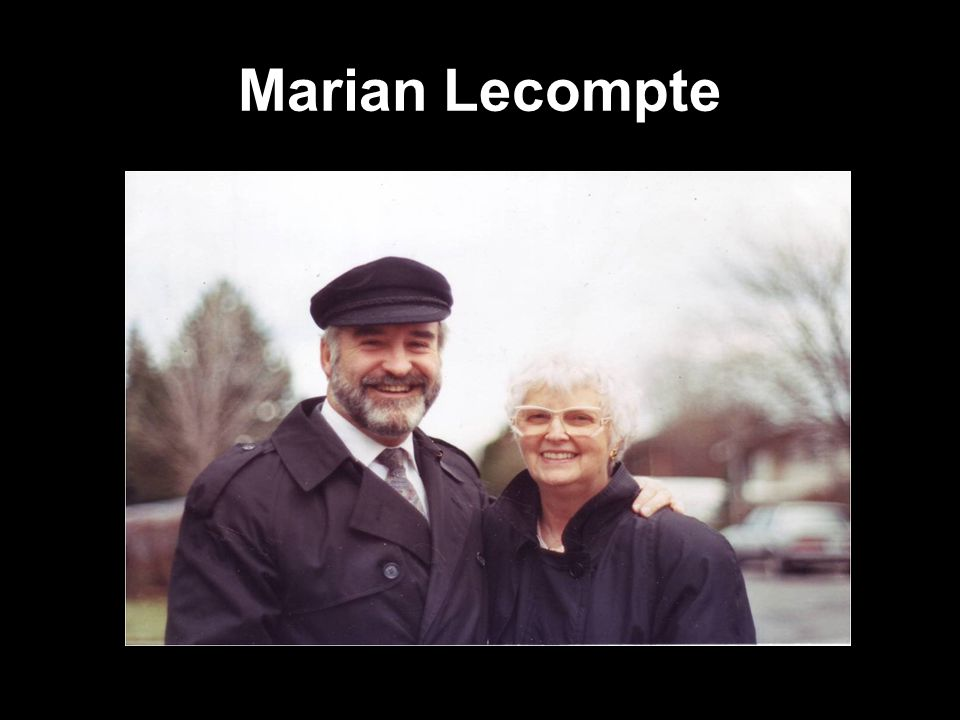 Marian Lecompte