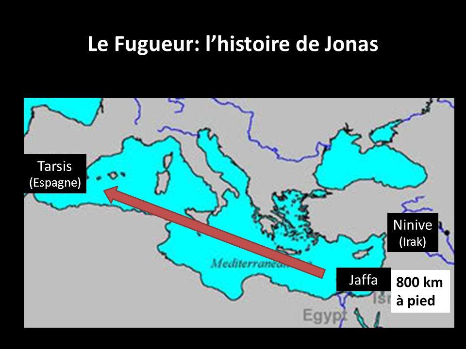 Le Fugueur: l'histoire de Jonas