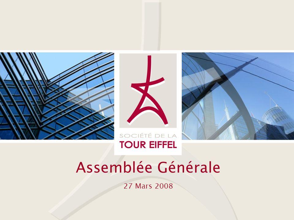 Assemblée Générale 27 Mars 2008
