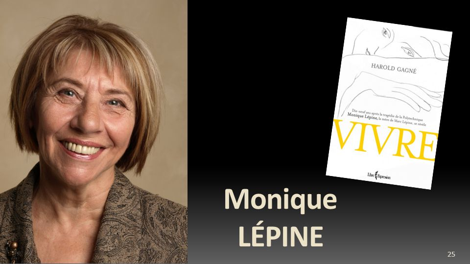 Monique LÉPINE