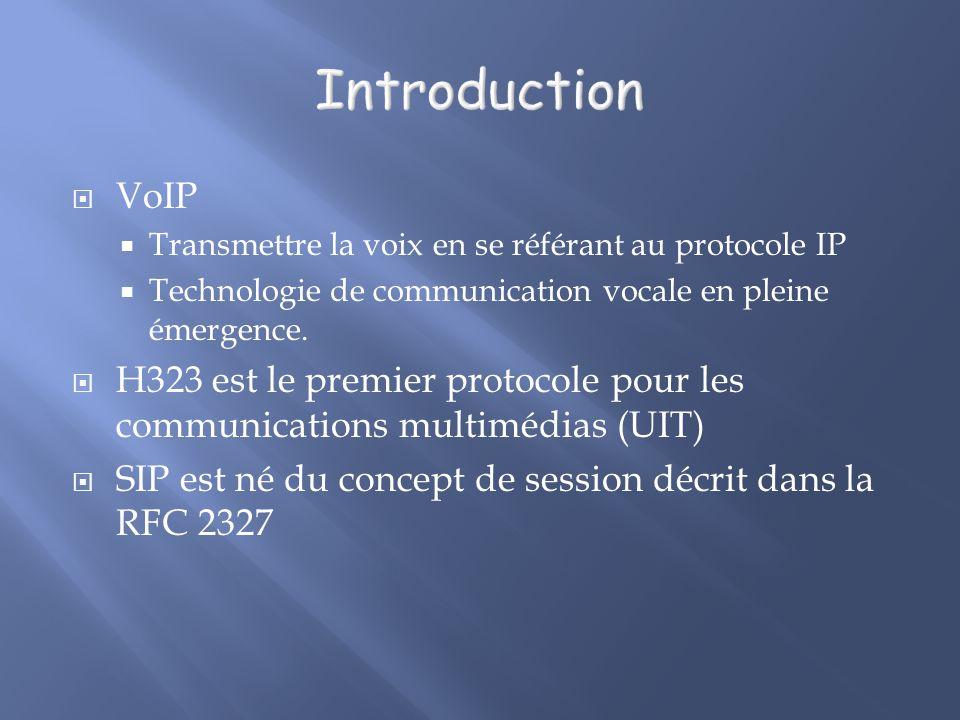 Introduction VoIP. Transmettre la voix en se référant au protocole IP. Technologie de communication vocale en pleine émergence.