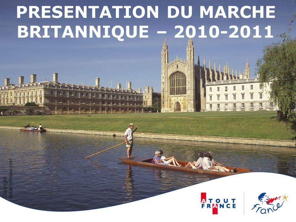 PRESENTATION DU MARCHE BRITANNIQUE – 2010-2011