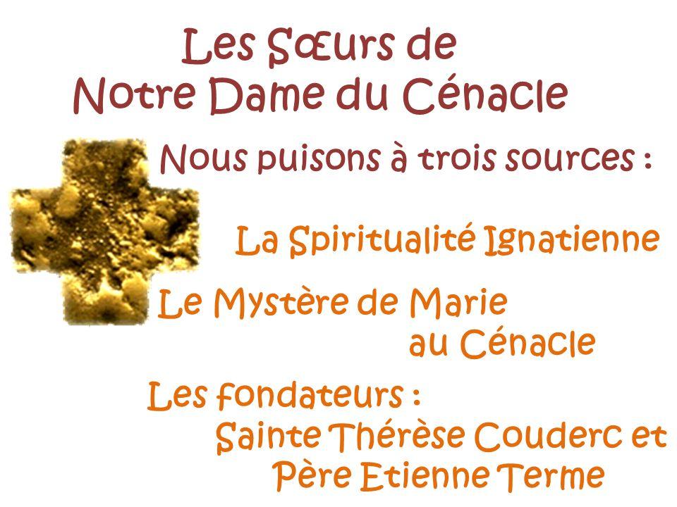 Les Sœurs de Notre Dame du Cénacle