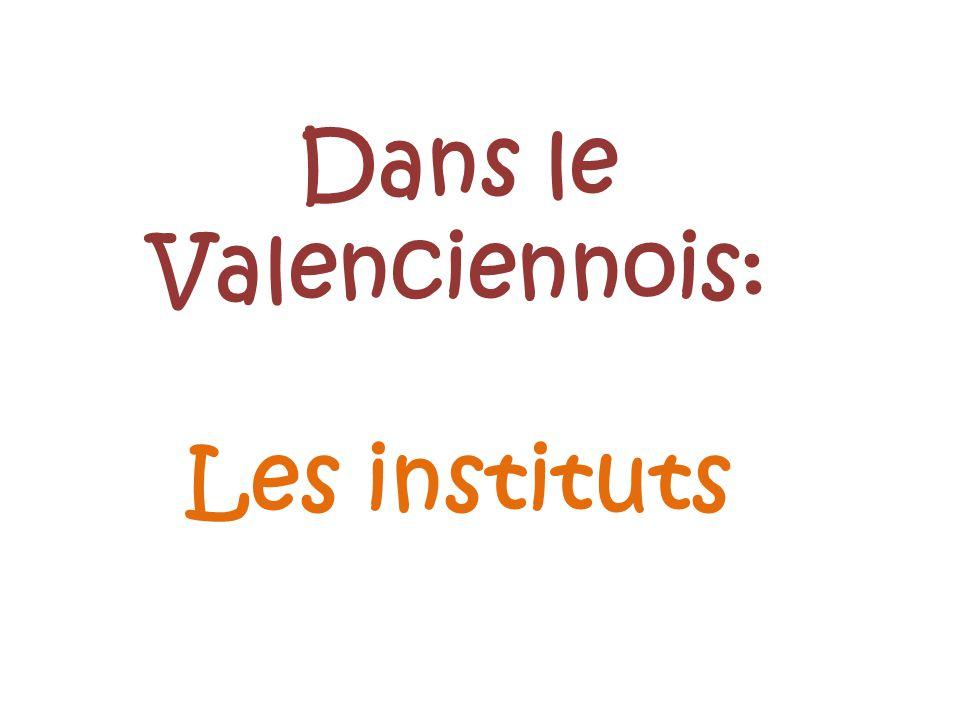 Dans le Valenciennois: