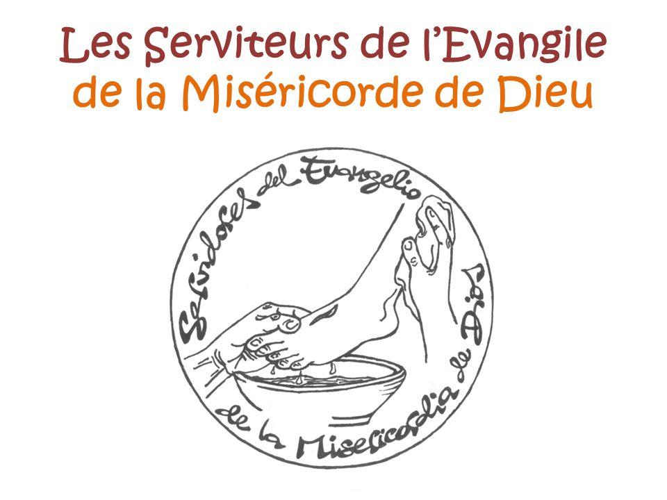 Les Serviteurs de l'Evangile de la Miséricorde de Dieu