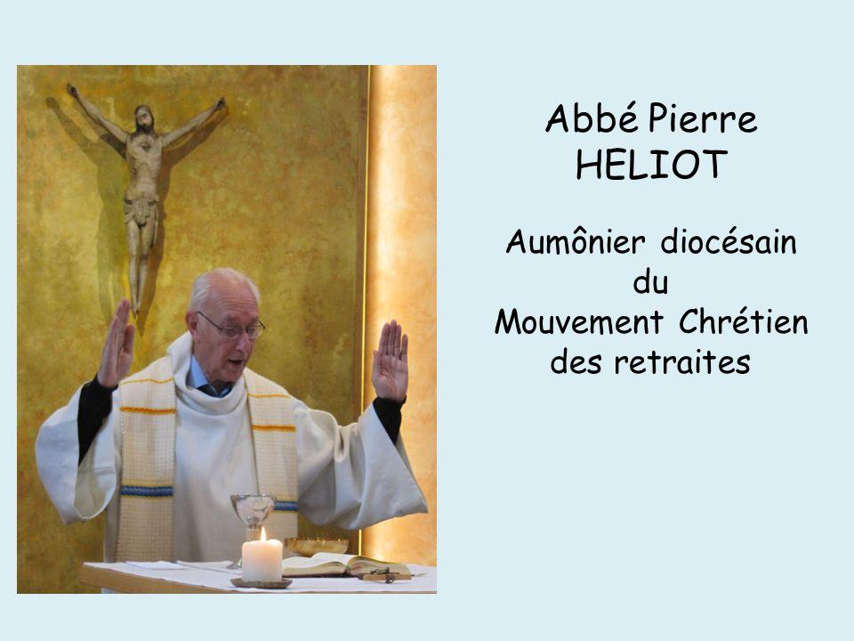 Mouvement Chrétien des retraites