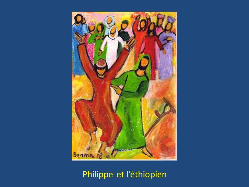 Philippe et l'éthiopien