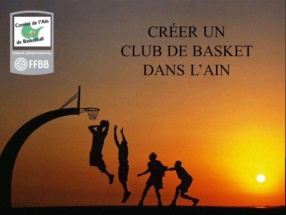 CLUB DE BASKET DANS L'AIN