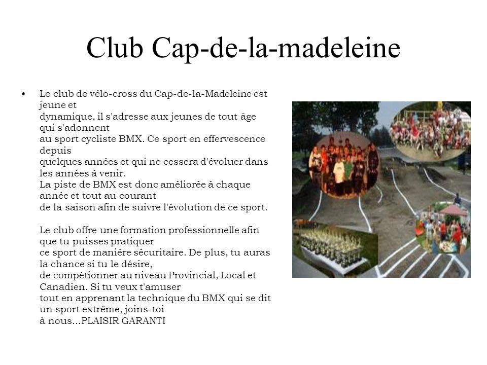 Club Cap-de-la-madeleine