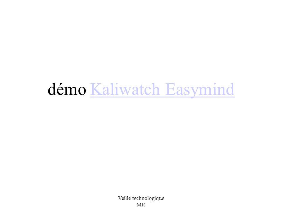 démo Kaliwatch Easymind
