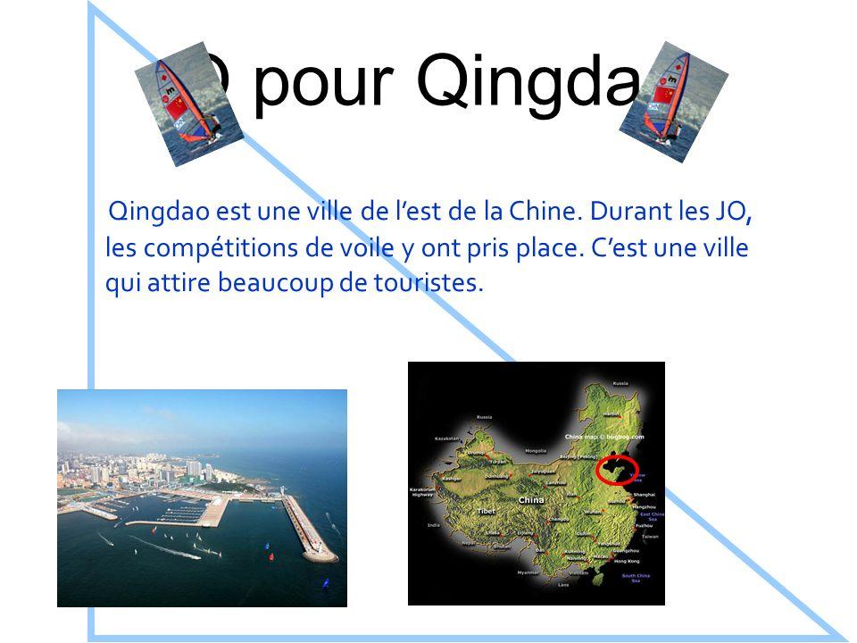 Q pour Qingdao
