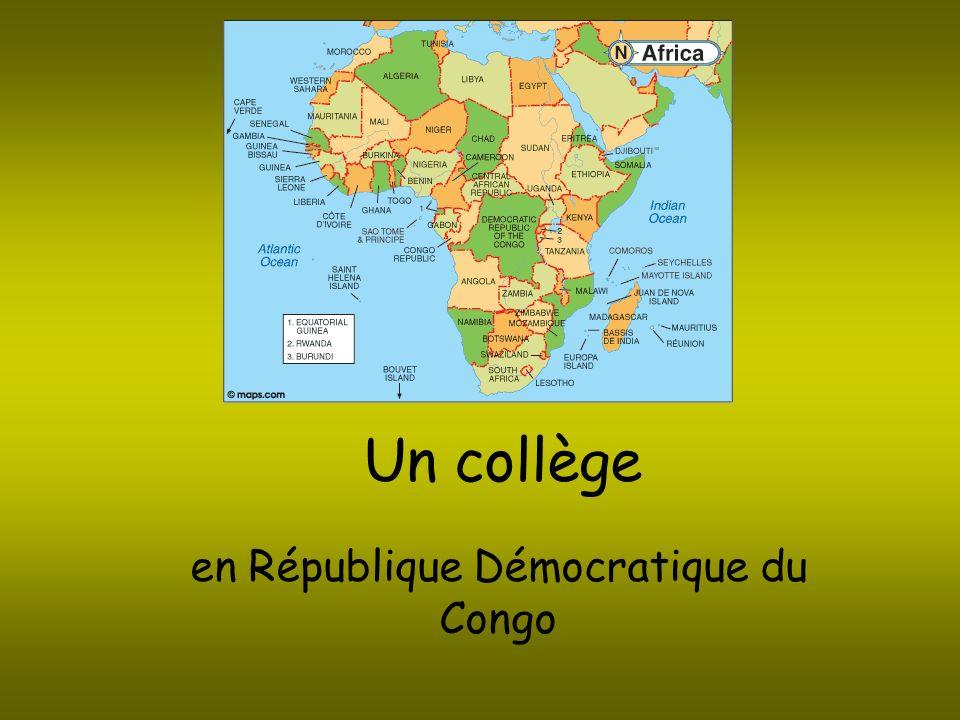 en République Démocratique du Congo