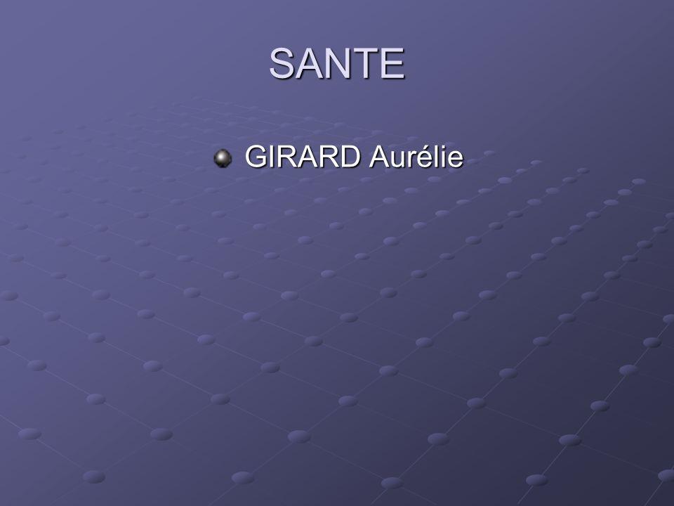 SANTE GIRARD Aurélie