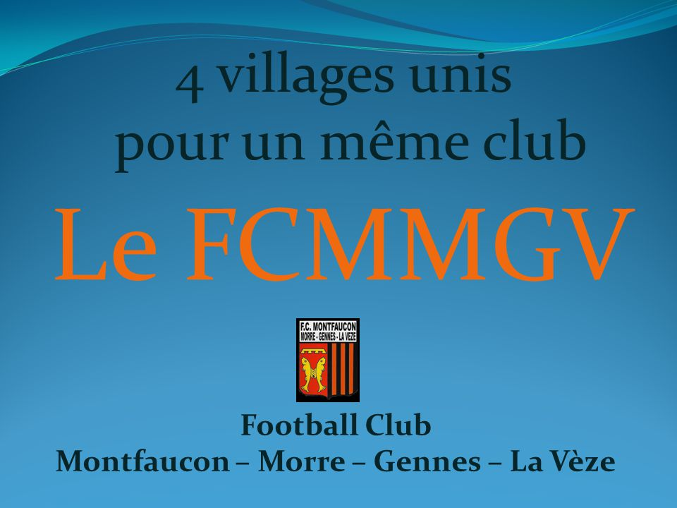 Montfaucon – Morre – Gennes – La Vèze
