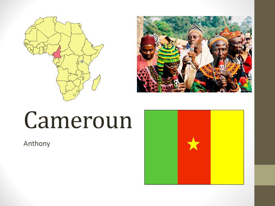 Cameroun Anthony