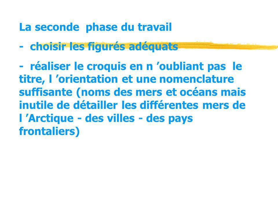 La seconde phase du travail
