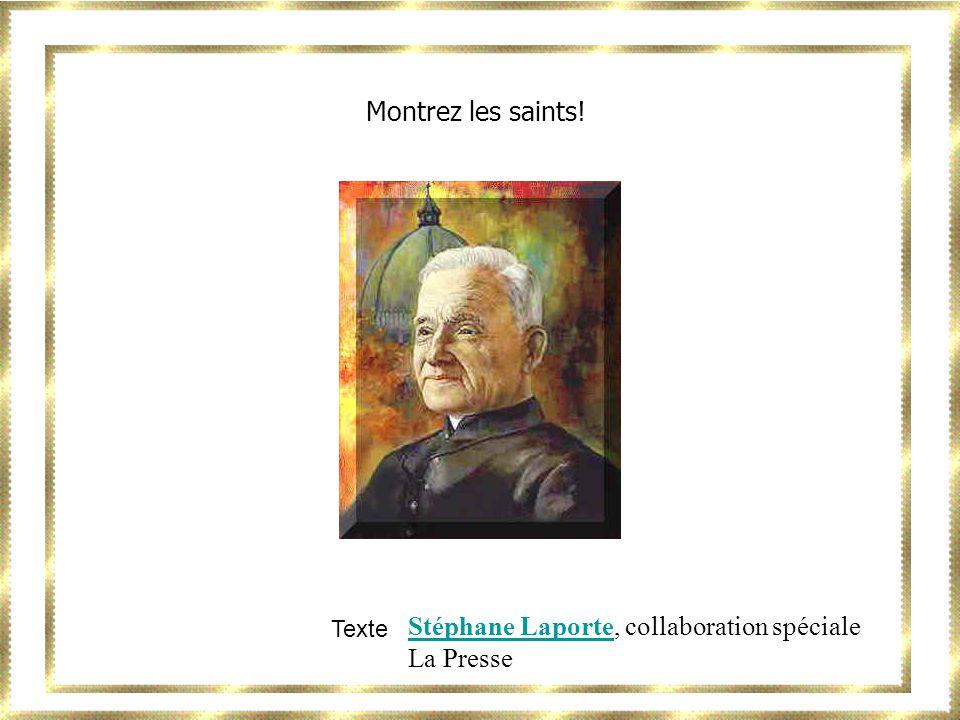 Stéphane Laporte, collaboration spéciale La Presse