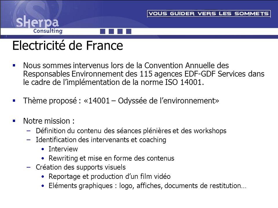 Electricité de France