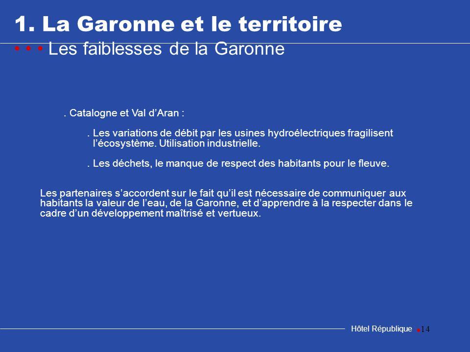 1. La Garonne et le territoire