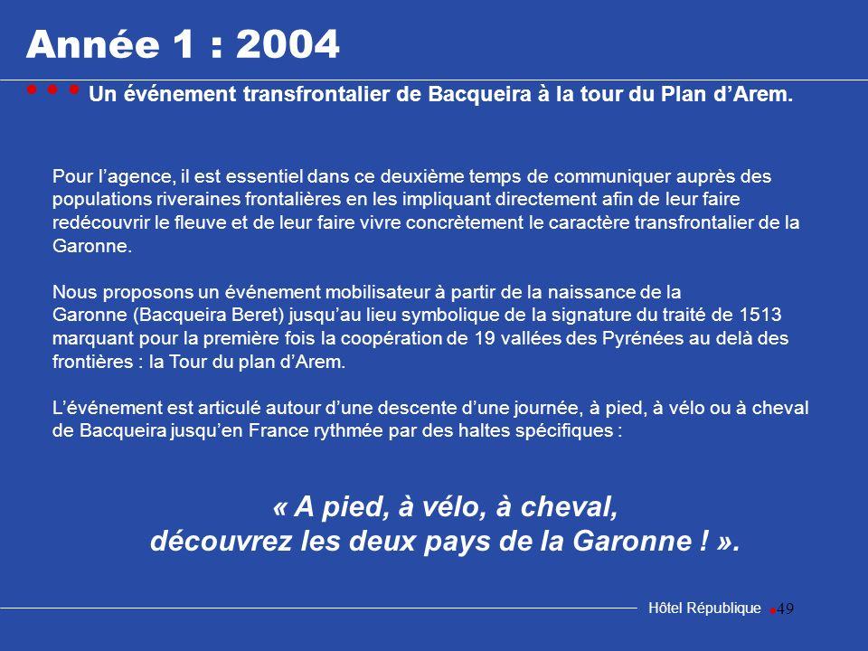 découvrez les deux pays de la Garonne ! ».