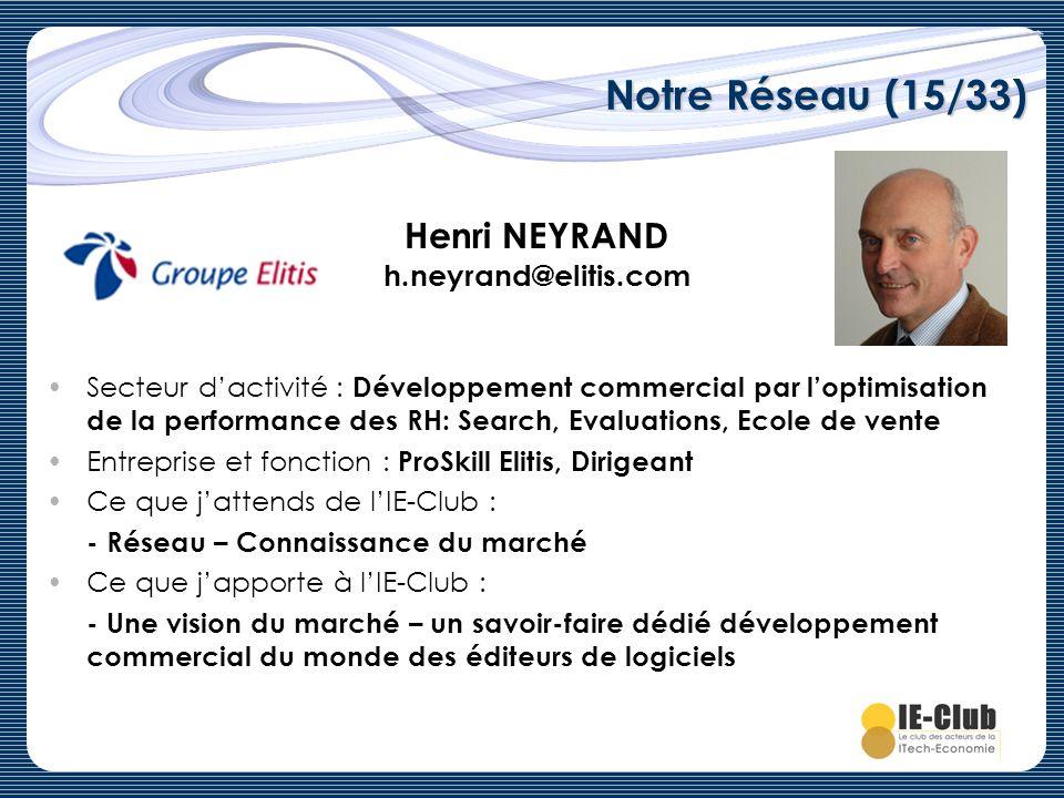 Henri NEYRAND h.neyrand@elitis.com