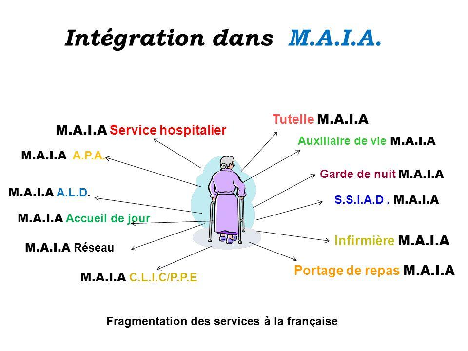 Fragmentation des services à la française