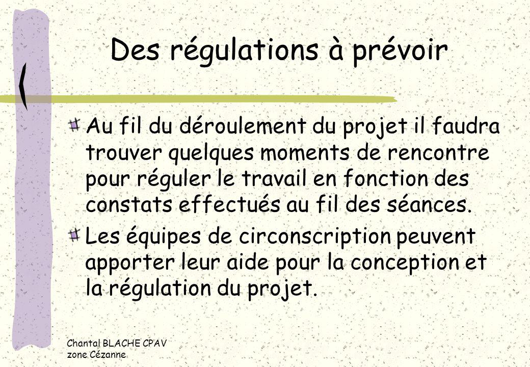 Des régulations à prévoir