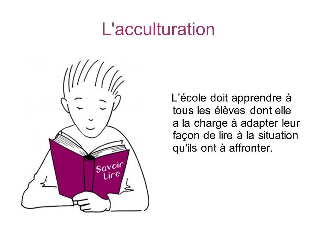 L acculturation