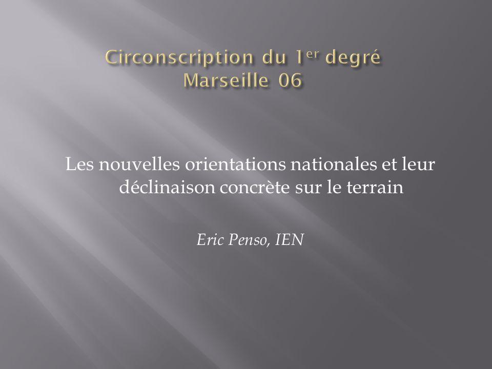 Circonscription du 1er degré Marseille 06