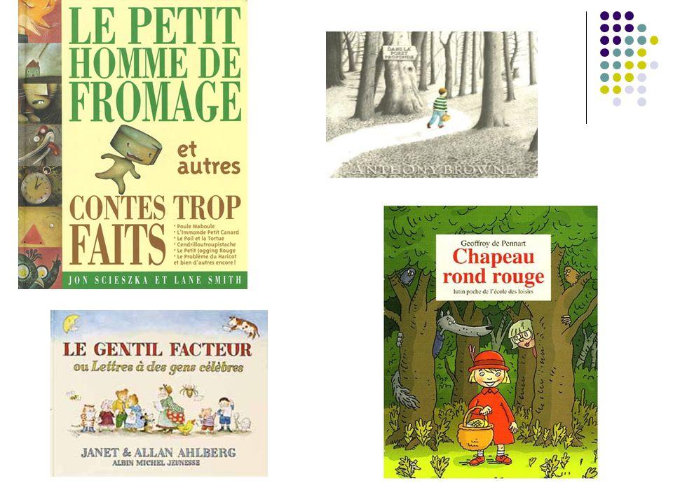 De nombreux albums revisitent les contes de Perrault en de joyeux mélis-mélos de contes.