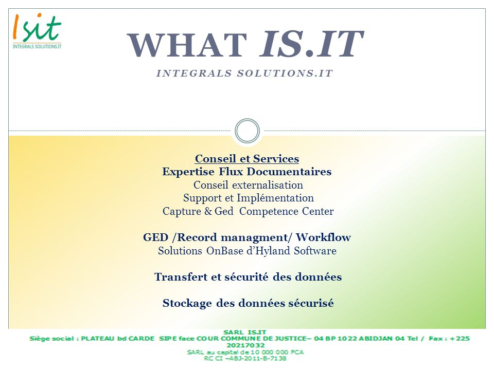 What iS.It Integrals solutions.it