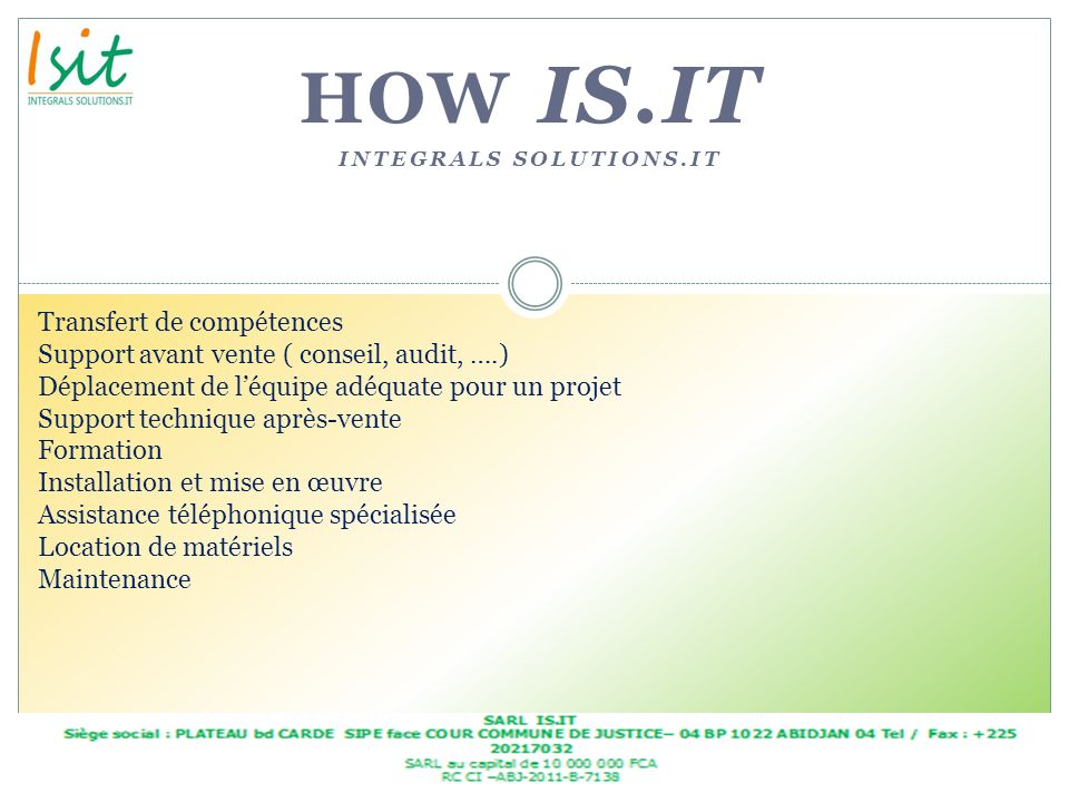 how iS.It Integrals solutions.it