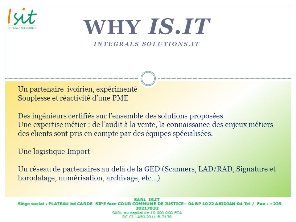 Why iS.It Integrals solutions.it