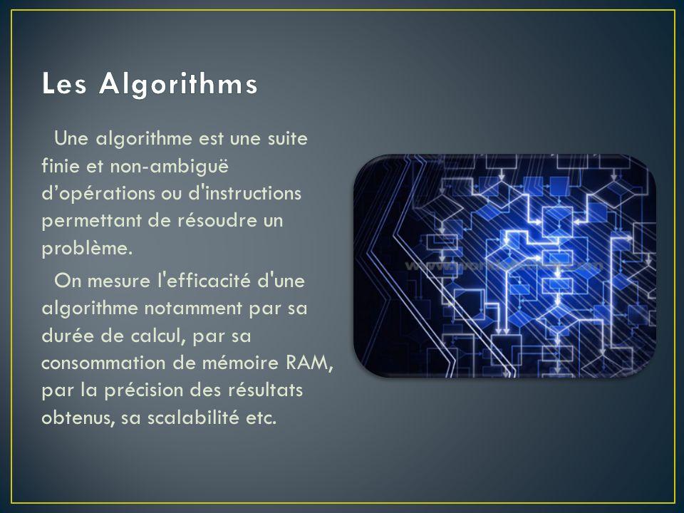 Les Algorithms